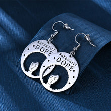 Load image into Gallery viewer, Naturally Dope Stainless Steel Earrings