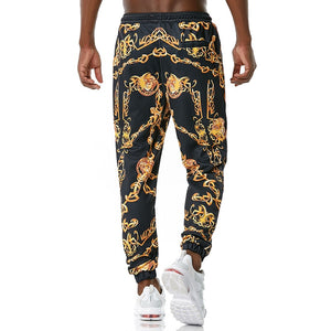 Urban Decay Black Gold Fashion Joggers