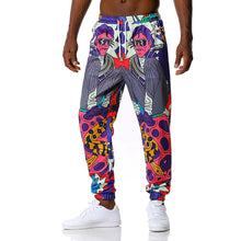 "Load image into Gallery viewer, Urban Decay King of Pop ""I'm Bad"" Fashion Joggers"