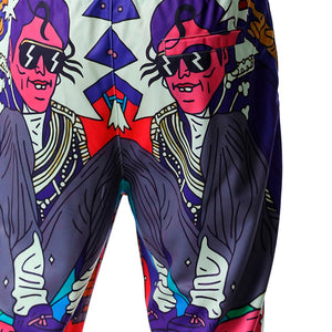 "Urban Decay King of Pop ""I'm Bad"" Fashion Joggers"