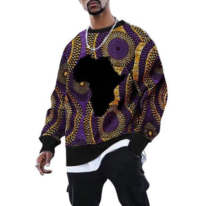 King's Heart Sean Don Africa Sweater