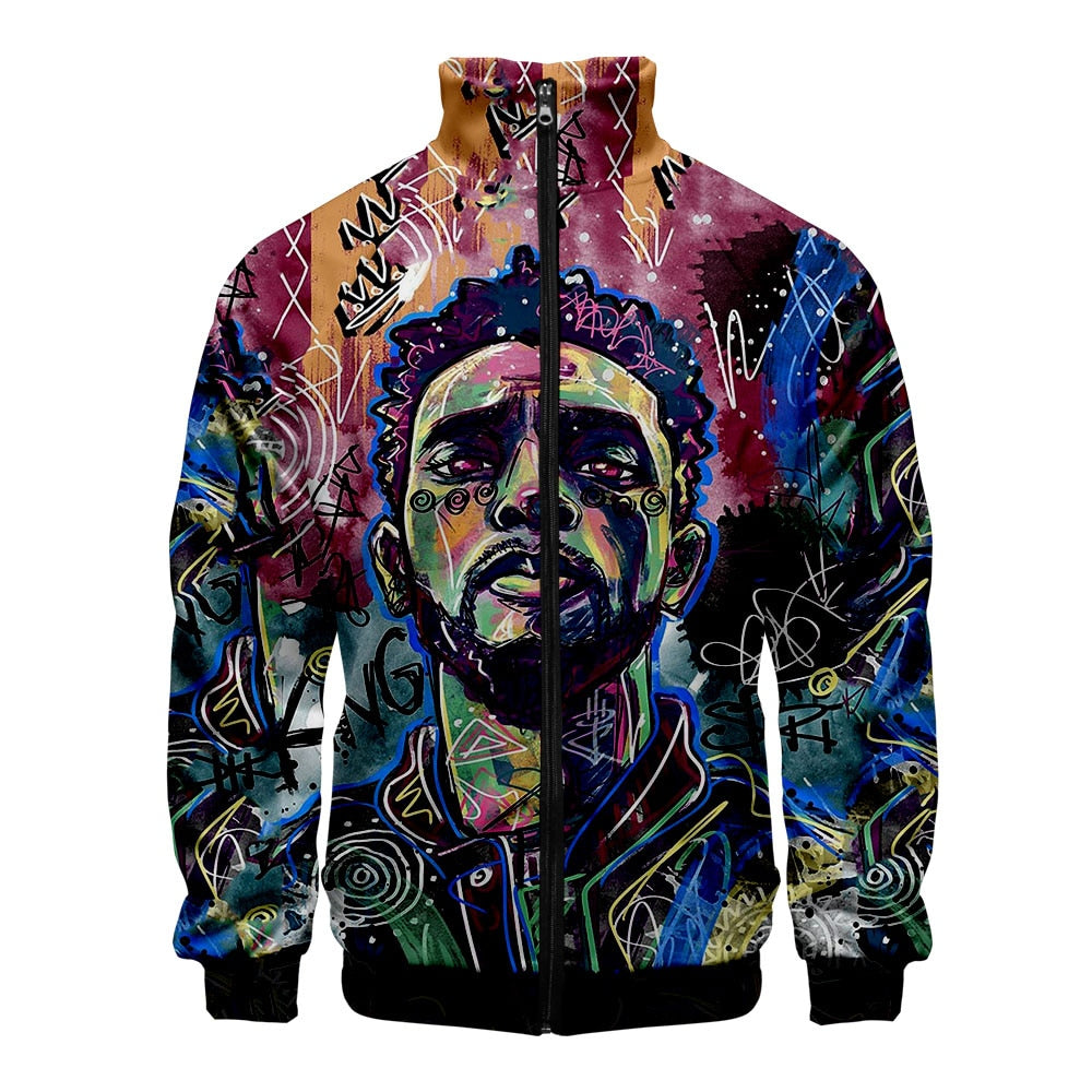 Chadwick Painter's Zip Up Track Jacket (Available in Pre-teen sizing)