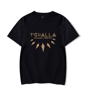 TChalla Wakanda Forever Classic Tshirt (available in Child sizes, refer to product description)