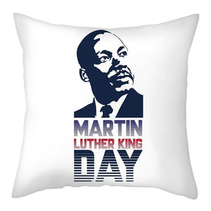 MLK Day Tribute Pillow Case Collection