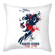 Load image into Gallery viewer, MLK Day Tribute Pillow Case Collection