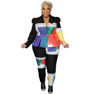 Tamela Color Of Music Composer Musician Suit
