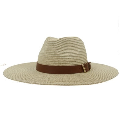 Lupita Explorer Fashion Straw Sun Hat