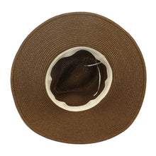 Load image into Gallery viewer, Lupita Explorer Fashion Straw Sun Hat