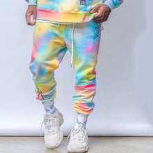 Load image into Gallery viewer, Feel Good Cotton Candy Yum Yum Sweatsuit