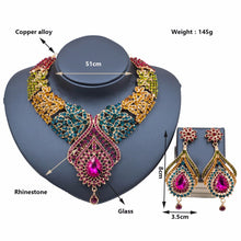 Load image into Gallery viewer, Indie-Nigerian Jewelry Set