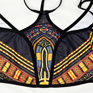 Nubian Swimsuit Collection