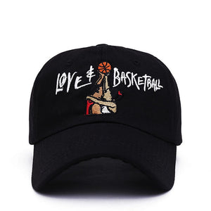 Love & Basketball Cap