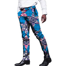 Load image into Gallery viewer, Hand-made Ankara Wedding Crasher Formal Pants