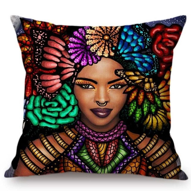 Lauryn Hill Pillow Cover
