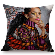 Load image into Gallery viewer, Alicia Keys Pillow Cover