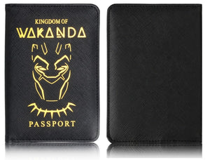 Kingdom of Wakanda Passport Holder