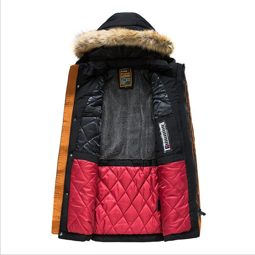 Stay Warm Double-Lined Arctic Coat