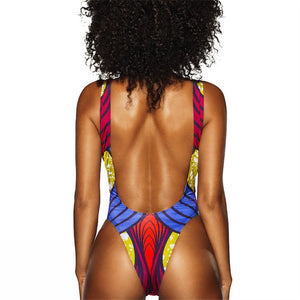 Queen of the Sea One Piece Mermaid Swimsuit Collection