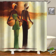 Load image into Gallery viewer, Lion Tamer Shower Curtain