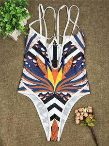 Nouveau Moda Fashion Swimsuit