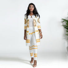 Load image into Gallery viewer, Afro-Indian Salwar Fashion Royalty Suit