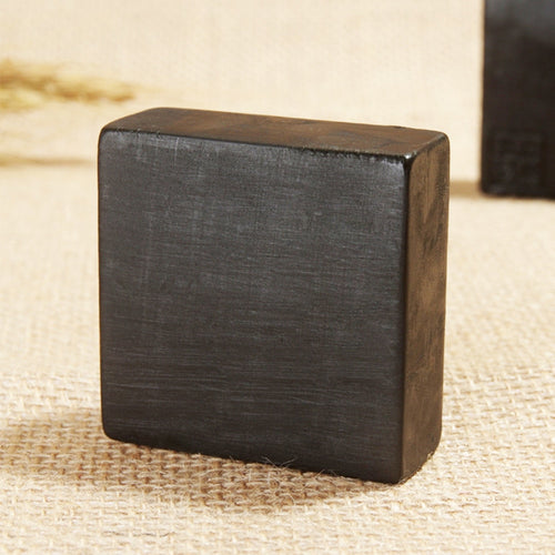 Premium Deep-Cleaning, Oil Removing Charcoal Black Soap