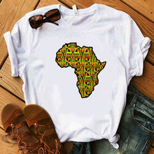 Load image into Gallery viewer, Africa Logo Variety Tshirt (Many Styles to Choose From)