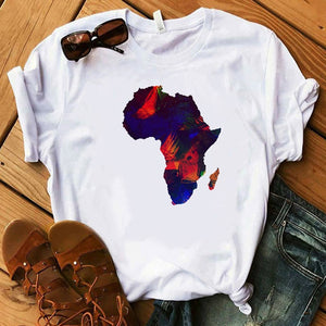 Africa Logo Variety Tshirt (Many Styles to Choose From)