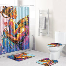Load image into Gallery viewer, Kingdom Fulfilled Bathroom Set