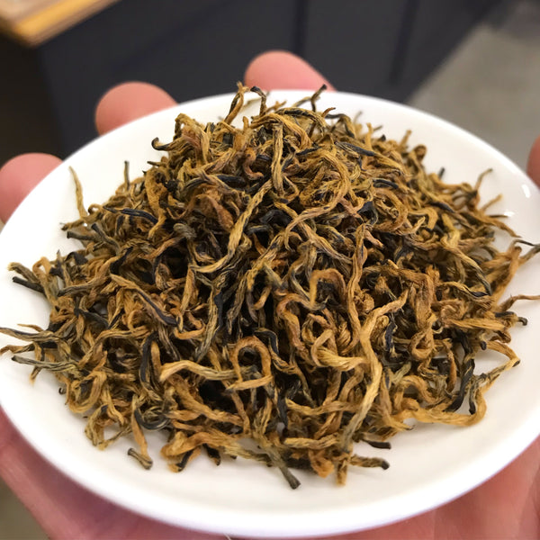 2019 Honey Aroma Jin Jun Mei