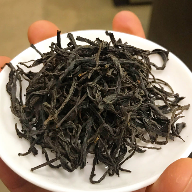 2019 Unsmoked Wild Lapsang Souchong
