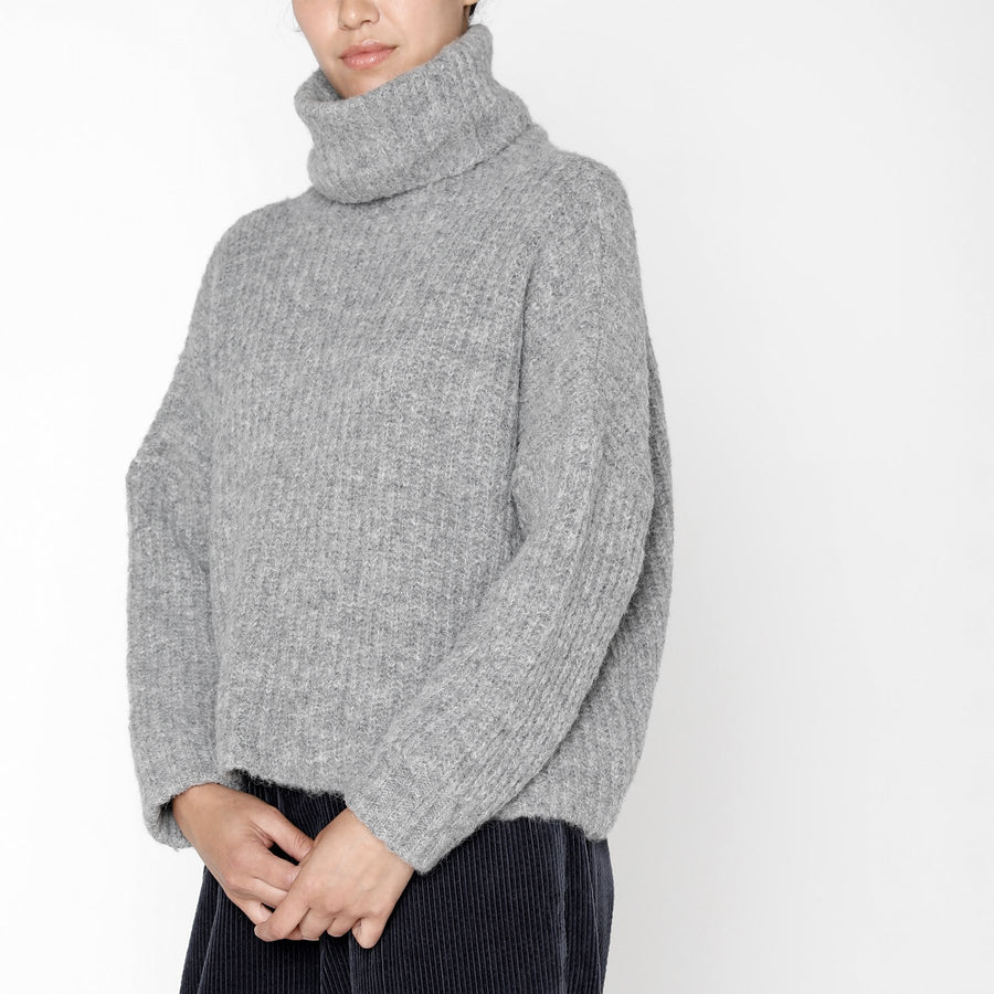 Heavy Ribbed Turtleneck - FW19