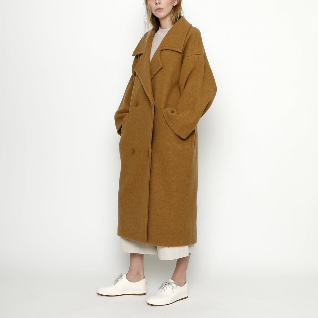 Oversized Long Wool Coat - Fall Edition - FW20