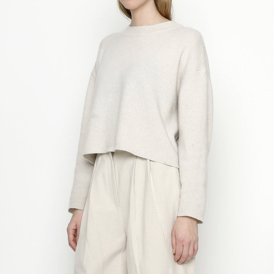 Relaxed Mock-Neck Sweater - FW20