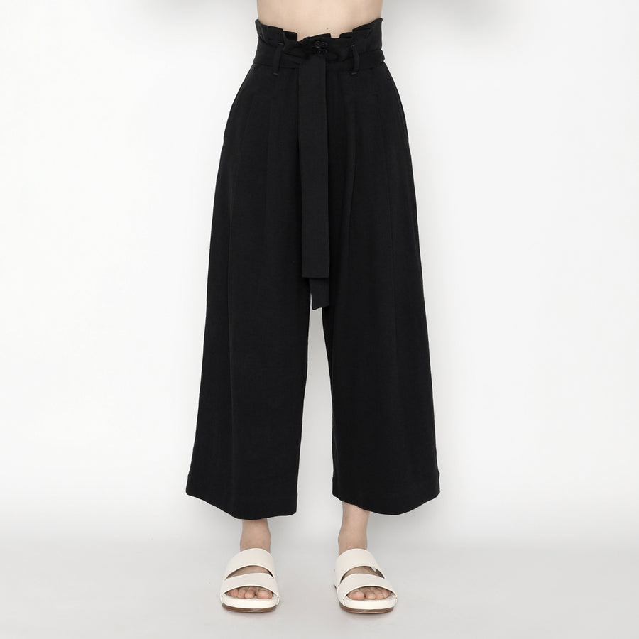 Pleated Trouser SS20 - Navy