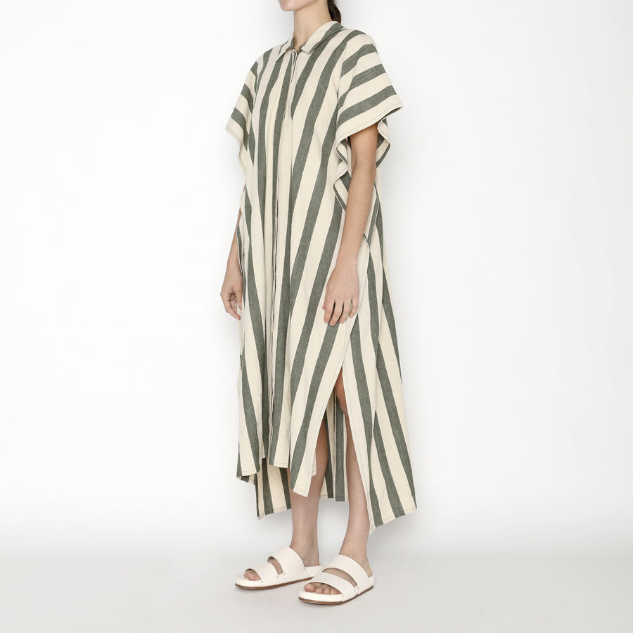 Striped Swing Shirtdress SS20 - Light Stripe