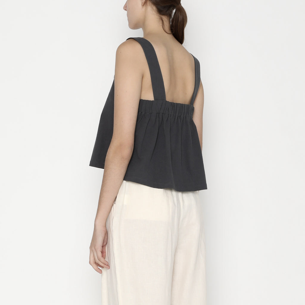 Summer Sun Top SS20 - Gray