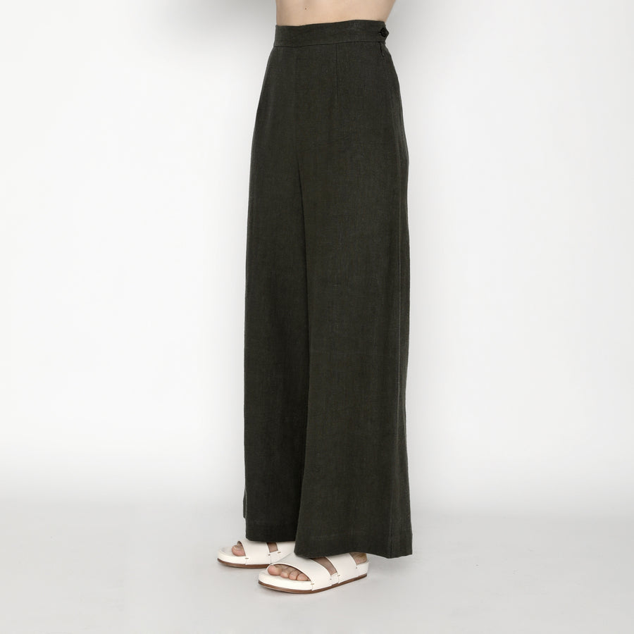 Signature Wide-Legged Trouser 2020