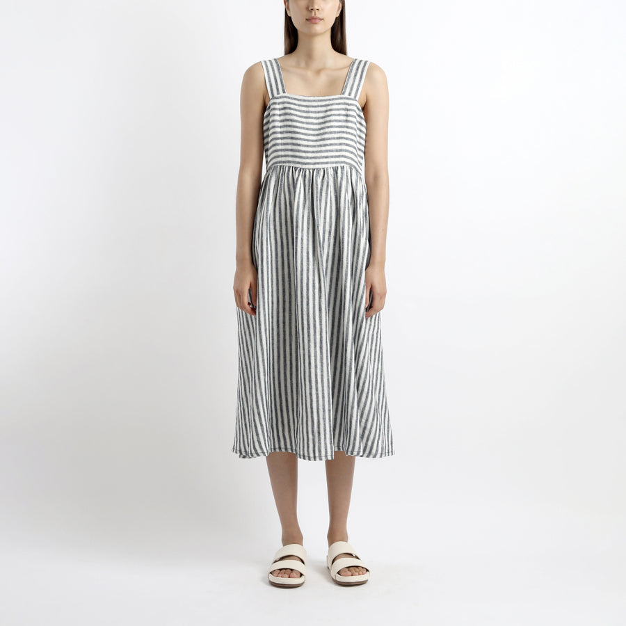 Summer Sundress - SS21 - Wide-Stripes
