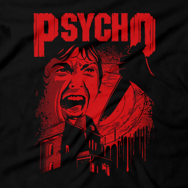 Horror, Movie, Film, Scary, Halloween, Evil, Bloody, Killer, Murder, Terror, Alfred Hitchcock, 1960, Killer, Norman Bates, Serial Killer, Shower  Scene, Mother, Crazy, Clothes, Shirt, Pantera