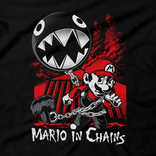Load image into Gallery viewer, Metal, Metalheads, Super Mario Bros, SMB, Bowser, NES, 80s, Peach, Super Mario 64, Cartoon, Retro Gamer, King Koopa, Graphic Art, Mario, Super Smash Bros, Luigi, Alice in Chains, Nintendo, Chain Chomp, Cute, Women, Black