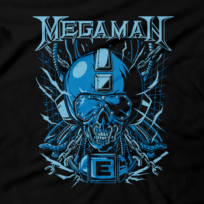 This unisex hoodie rocks. Black Hoodie For Men or Women. Sizes S to 5X - Metalheads, Blue Bomber, SNES, NES, 8 Bit, 80s, 1980s, Rockman, Japan, Japanese, Megaman, Mega Man X, Boss, 90s, 16 Bit, Run and Jump, Retro Gamer, Graphic Art. Robot, Megadeth, Nintendo, Rush, Red, Hoody, Coat, Jacket, Winter, Cold, Best