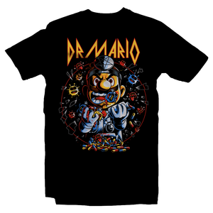Metal, Metalheads, Pandemic, Virus, Covid 19, Corona Virus, Dr. Mario, Super Mario Bros, SMB, Bowser, NES, Nintendo, 80s, Princess Peach, Super Mario 64, Cartoon, Retro Gamer, Graphic Art, Super Smash Bros, Sick, Def Leppard