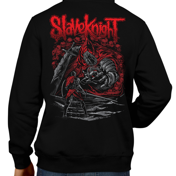 This unisex hoodie rocks. Black Hoodie For Men or Women. Sizes S to 5X - Metal, Metalheads, Dark Souls 3, Praise The Sun, Bloodborne, Demon Souls, RPG, Ashen One, Bonfire, PS4, Xbox, Geek, Japanese, Retro, Slave Knight, SlipKnot, Dead, Fire, Boss, Nintendo, Solaire of Astora, Coat, Jacket, Cold, Warm, Winter.