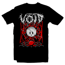 Load image into Gallery viewer, Heavy Metal Tees by Draculabyte l Made from 100% cotton, this unisex t-shirt rocks. Blackshirt in sizes from small to 6X.