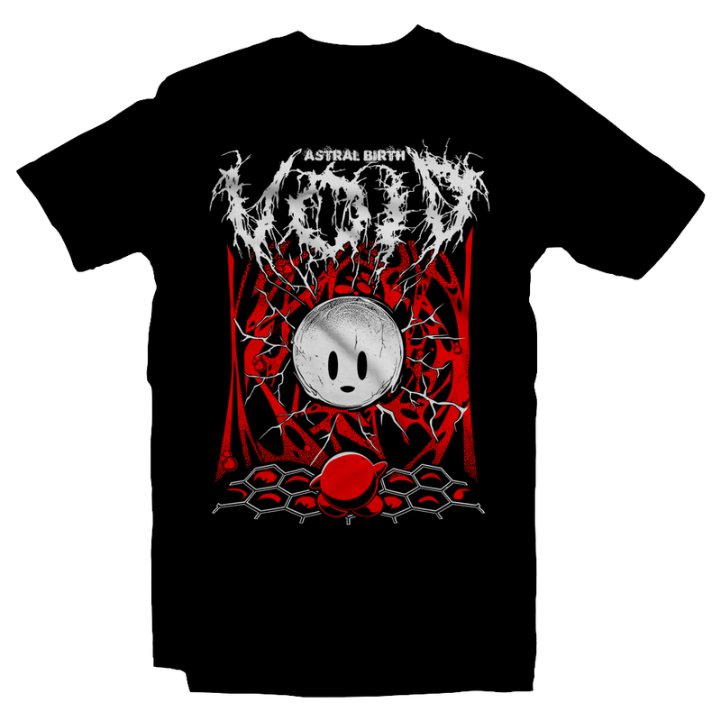 Heavy Metal Tees by Draculabyte l Made from 100% cotton, this unisex t-shirt rocks. Blackshirt in sizes from small to 6X.