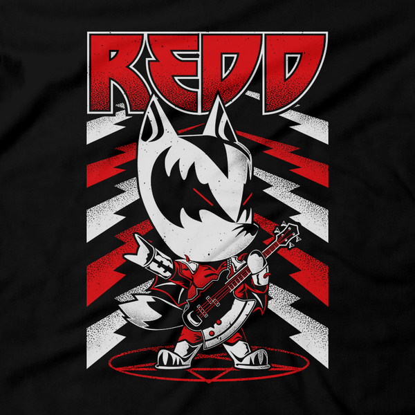 Heavy Metal Tees by Draculabyte l Made from 100% cotton, this unisex t-shirt rocks. Black T-shirt in sizes from small to 6X. Metalheads, , Dog, KK Slider, Slayer, Smash Bros, Graphic Art, Game Boy, 3DS, Animal Forest, New Horizons, Isabelle, Tom Nook, Animals, Gulliver, Dodo Airlines, Animal Crossing, Nintendo Switch, Redd, Shred