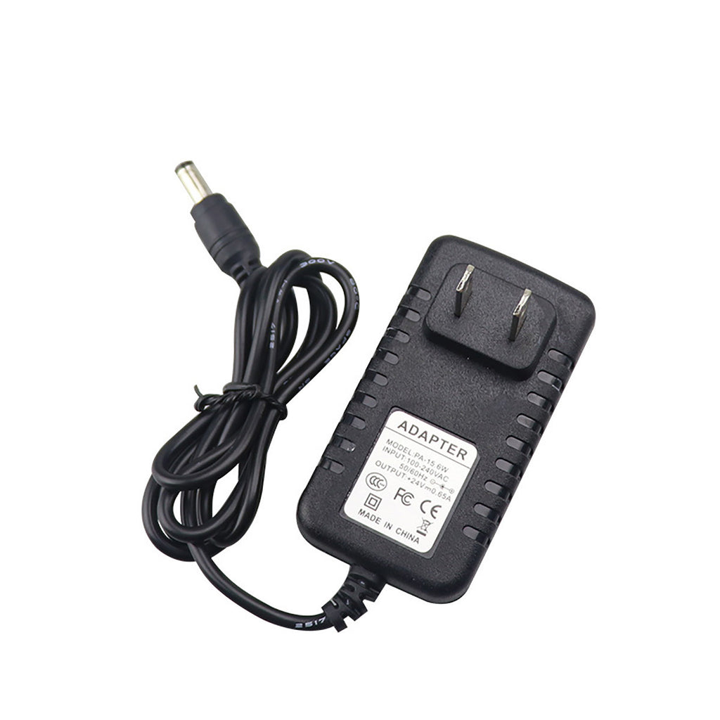 LightingWill Wall Plug-in CE Certificated LED Adapter Power Supply 110-220V AC to 12V/24V/5V DC