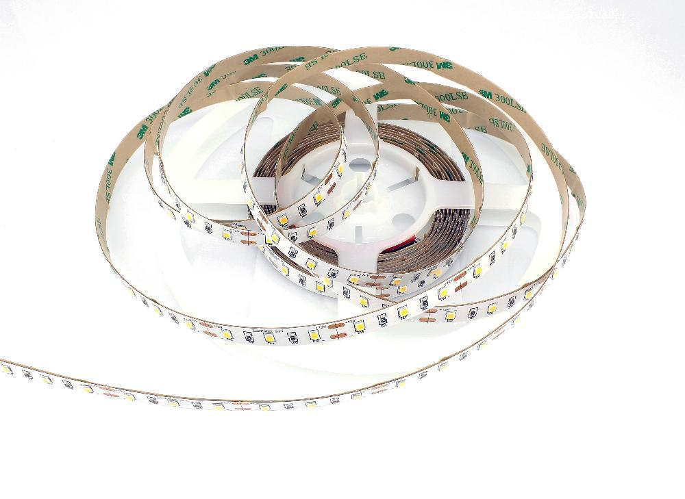 16.4Feet (5Meter) SMD2835 300LED 12VDC 60Watt True Color CRI95+ High Color Accuracy LED Flexible Strip Light that Produce Full Spectrum Natural Light