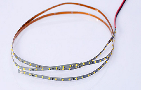 3MM Wide Super Narrow 5Meter Roll 12V DC SMD0805 120LED per Meter LED Flexible Strip for Sand Table, Scale Model lighting